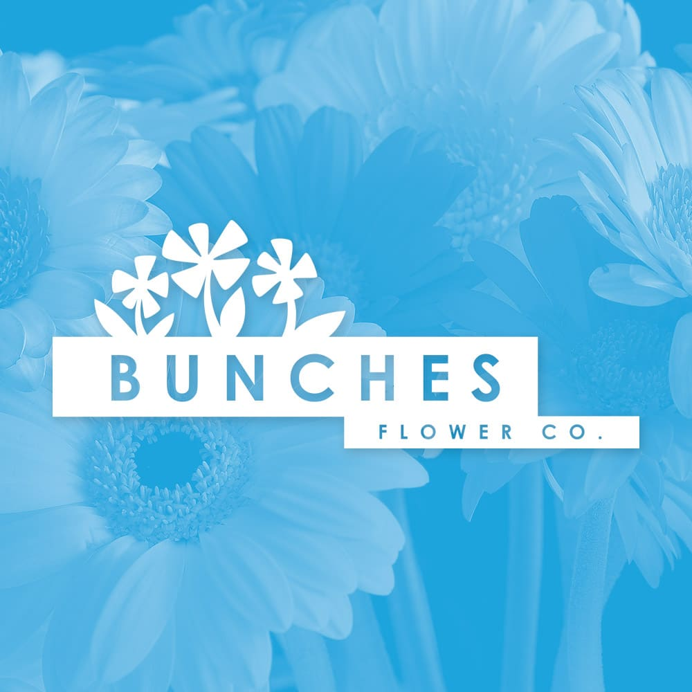 Bunches Flower Co. - eCommerce website Edmonton