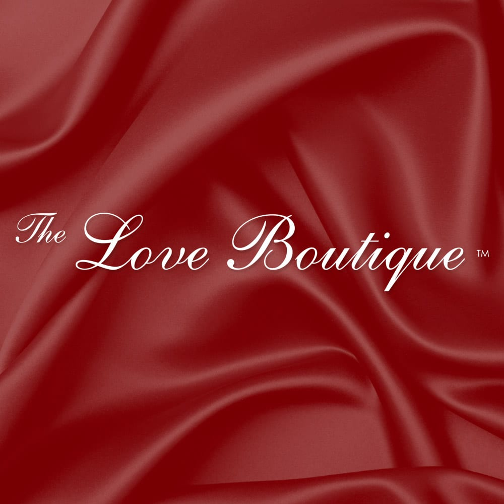 The Love Boutique - Website Design Edmonton