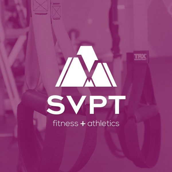 Creating a website design for SVPT Fitness.
