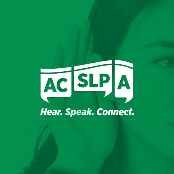 Website design and development for ACSLPA