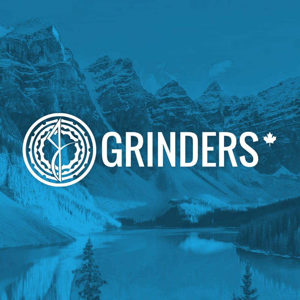 Ecommerce website design and development for JGrinders